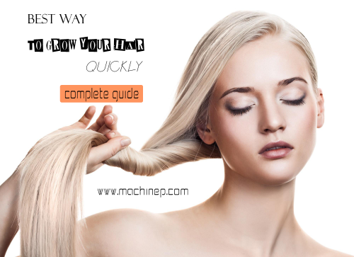 best way to grow your hair