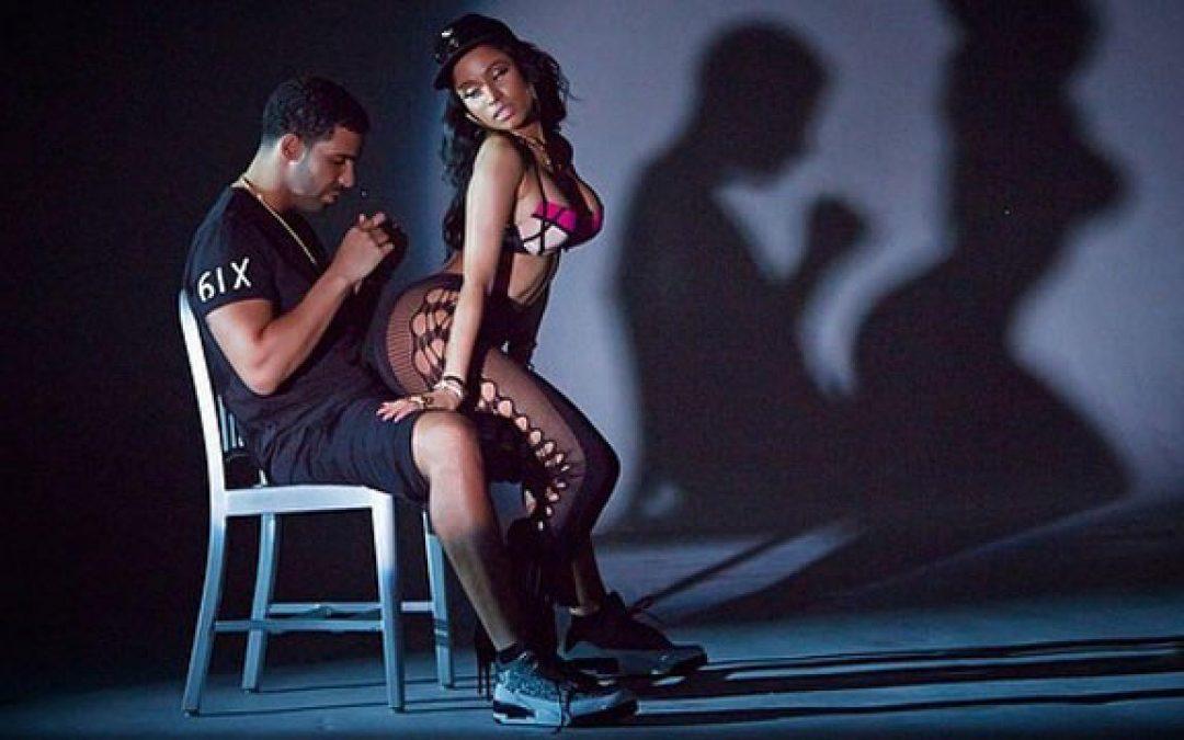 Nicki Minaj Puts Man to Lap Dance and Invite his Girlfriend