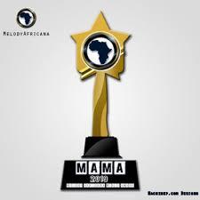 Mama Africa Award designed my Machinep graphics