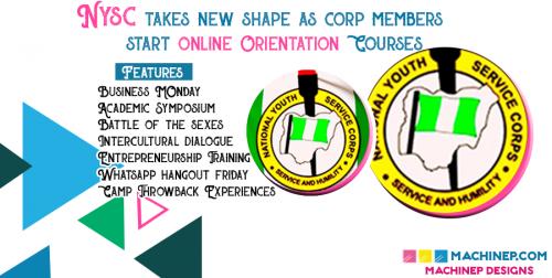 Nysc online orientation