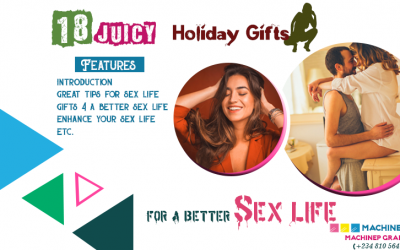 18 Juicy Holiday Gifts for a Better Sex Life
