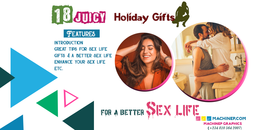holiday gifts for a better sex life