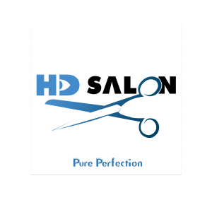 HD Salon Logo Designs