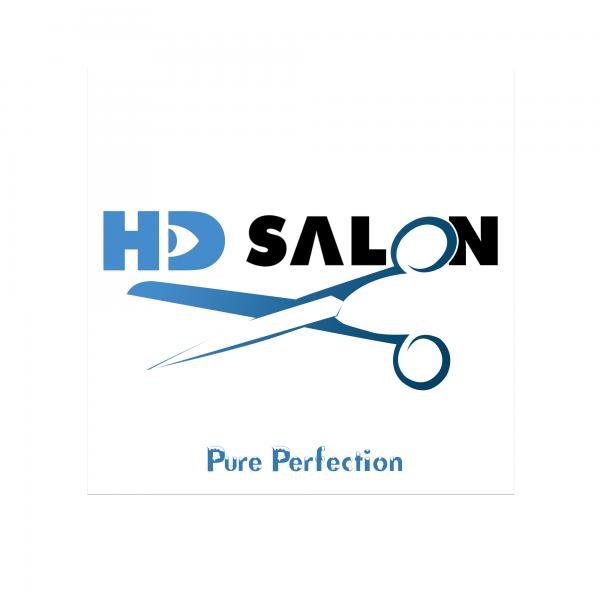 HD Salon Logo Designs