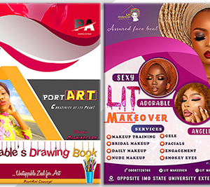 Machinep graphics designing = Flyer designs