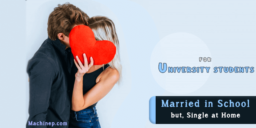 Married in School But Single at Home _ Machinep Graphics _ Machinep