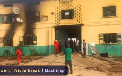 BREAKING| Owerri Prison Break, Hundreds Freed | Details & Videos